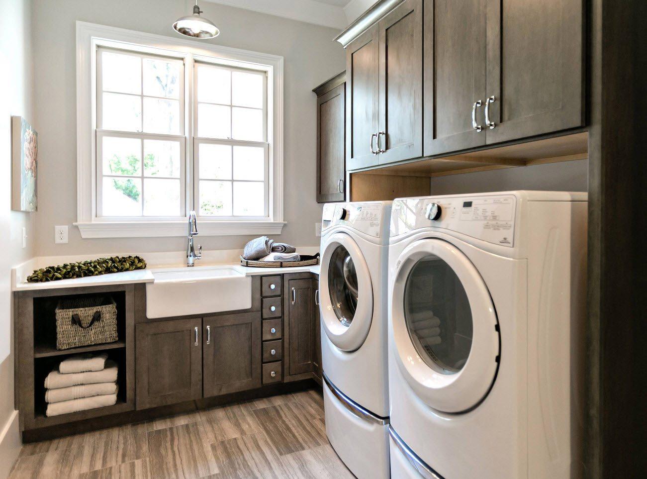 размеры и габариты стиральных машин идеи