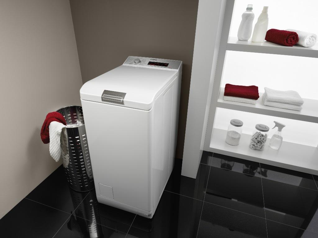 стиральная машина с вертикальной загрузкой