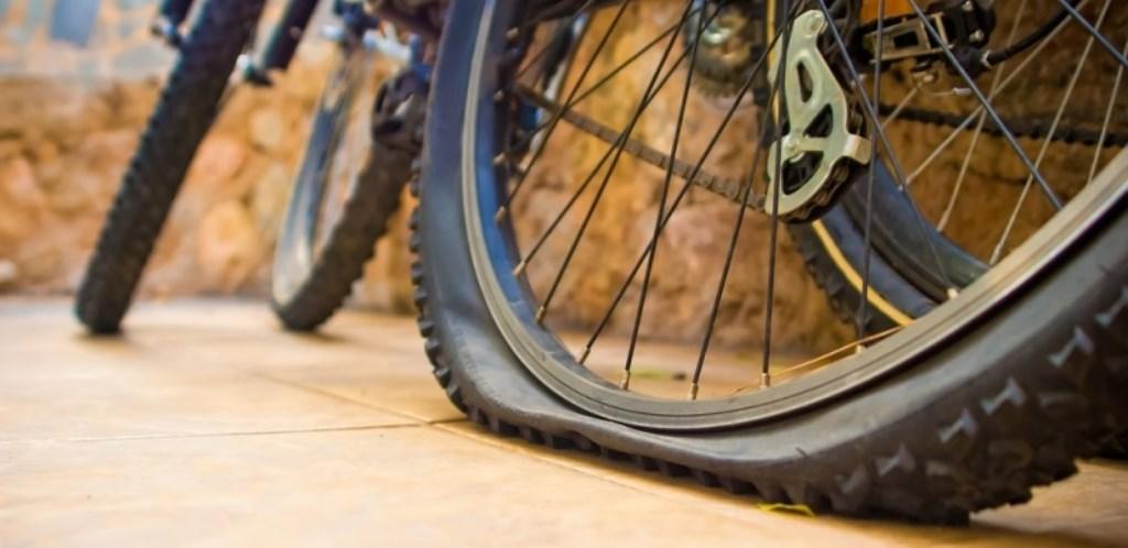 ремонт велокамеры