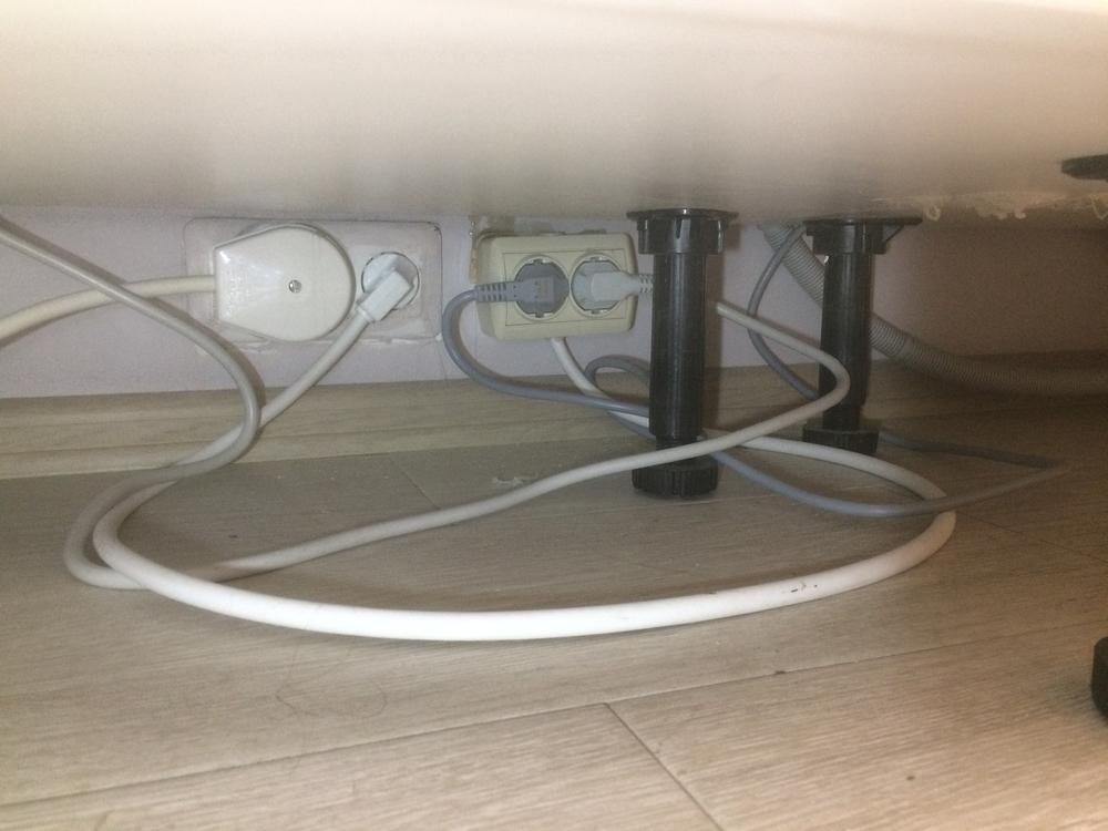 розетка под посудомоечную машину