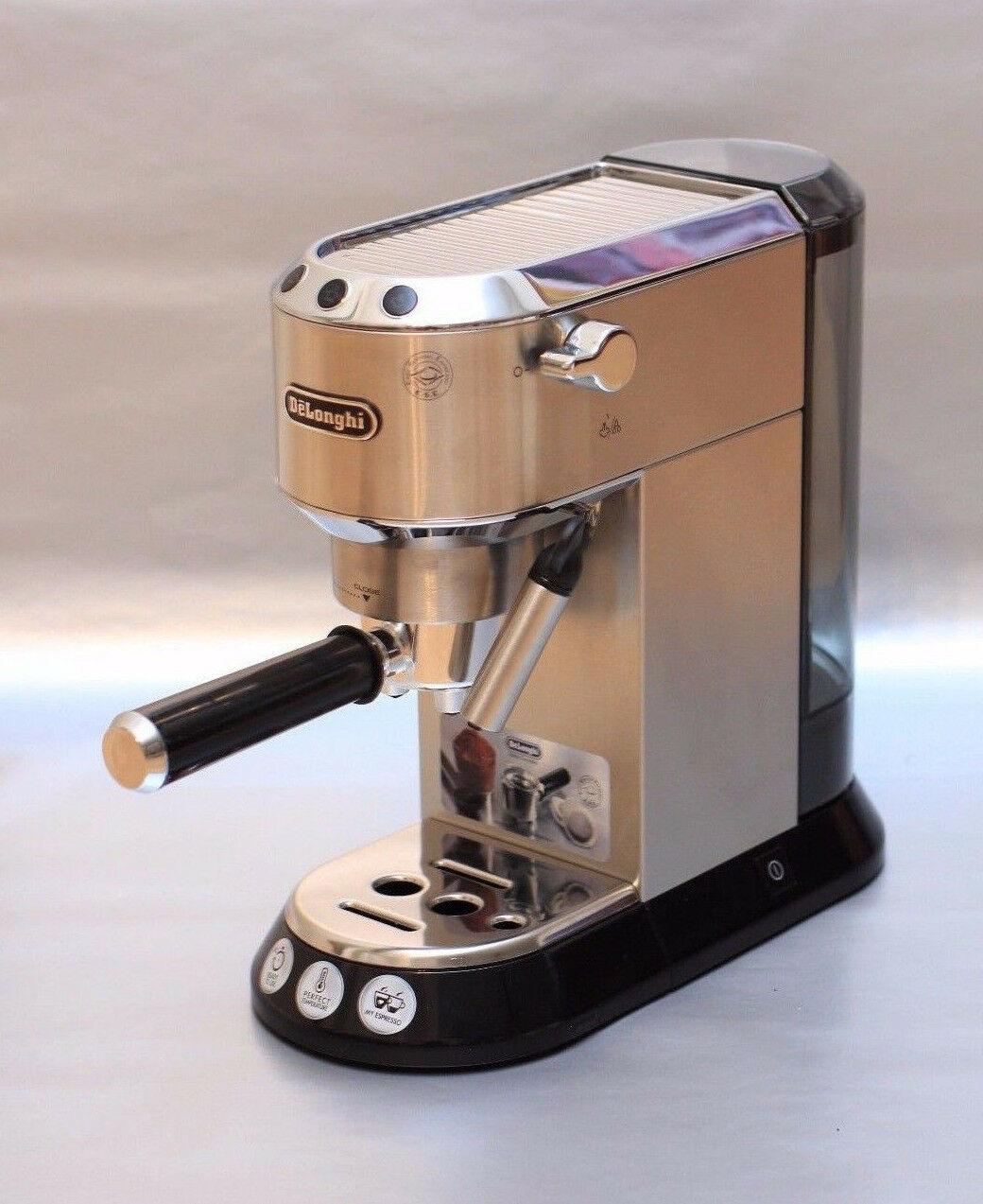 рожковая кофемашина DeLonghi EC.680.M