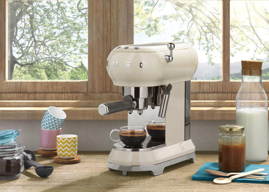 рожковая кофеварка для дома