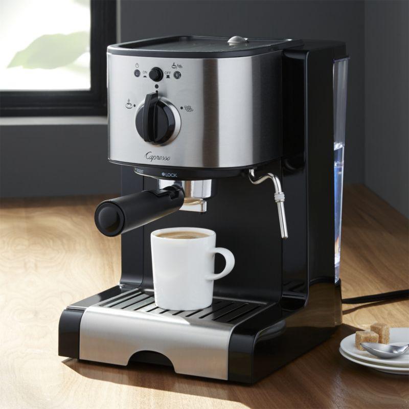 рожковая кофемашина для дома