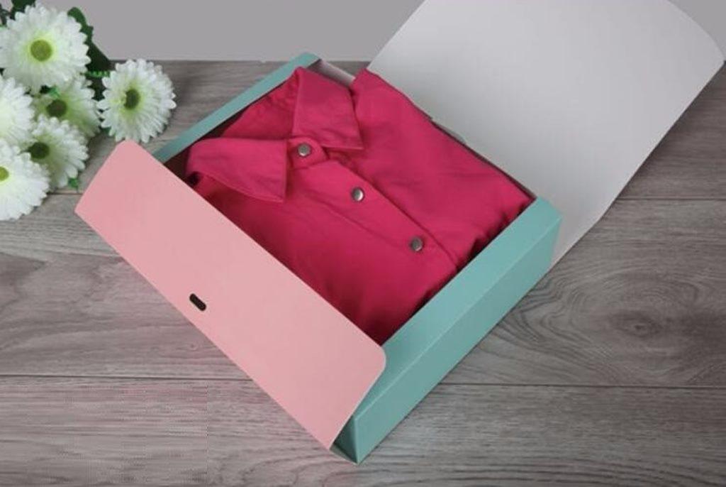 рубашка в подарок