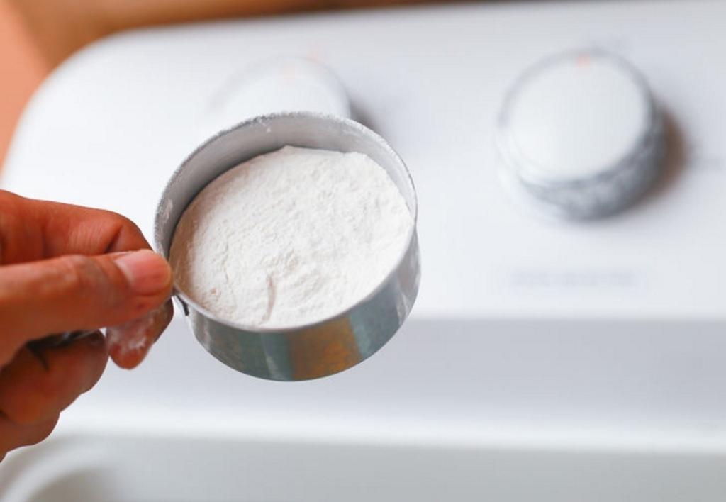 сода и соль для отбеливания