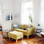 современный диван оформление идеи