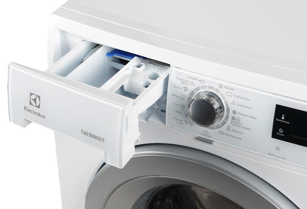 стиральная машина Electrolux EWS 1277 FDW