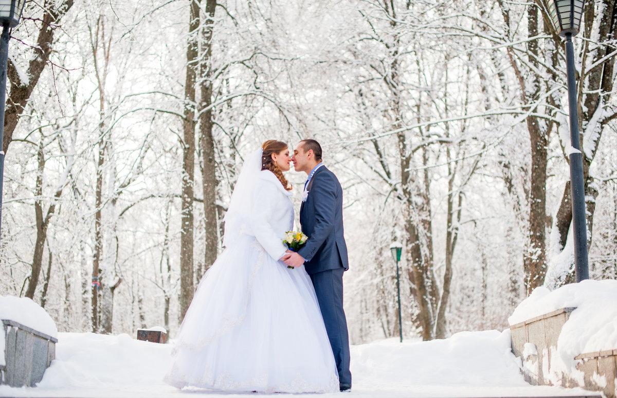 свадьба в январе
