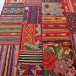 текстиль в технике пэчворк декор фото