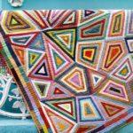 текстиль в технике пэчворк интерьер