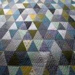 текстиль в технике пэчворк интерьер фото