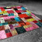 текстиль в технике пэчворк интерьер идеи