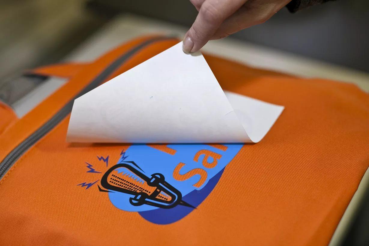 термонаклейки на одежду через принтер