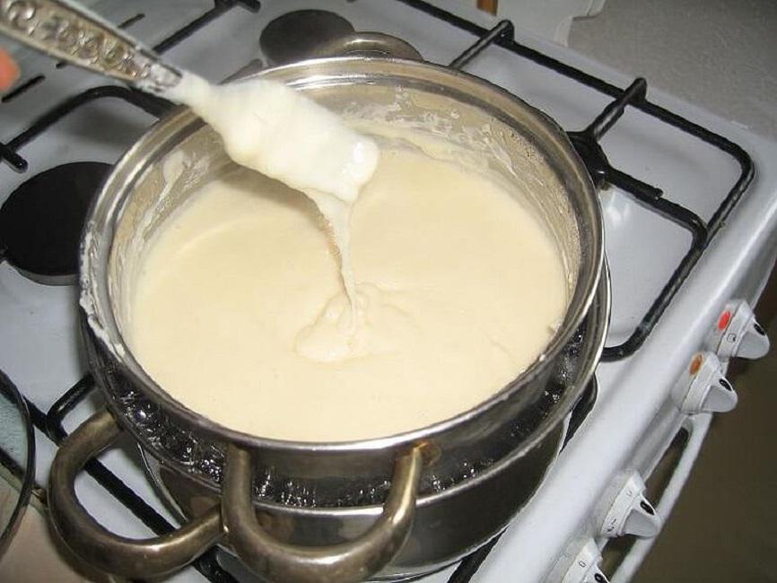 варка мыла