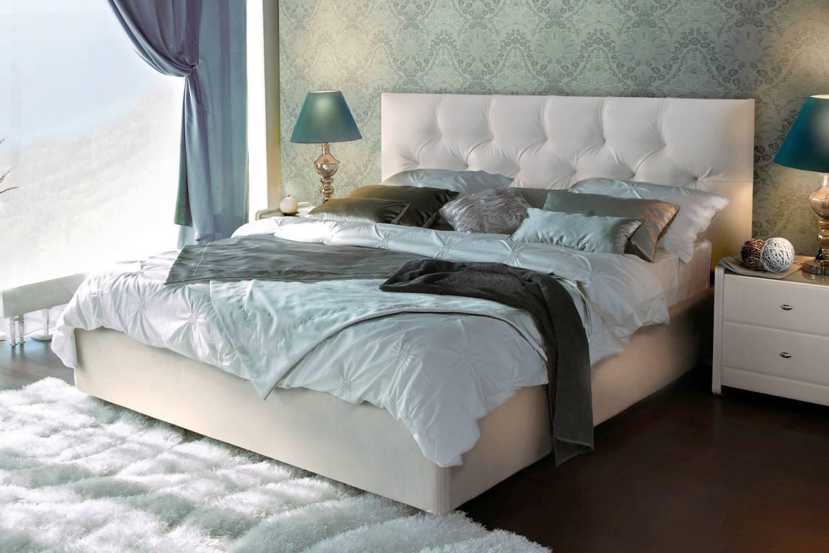 кровать аскона модель изабелла