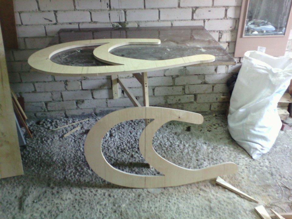 боковины кресла