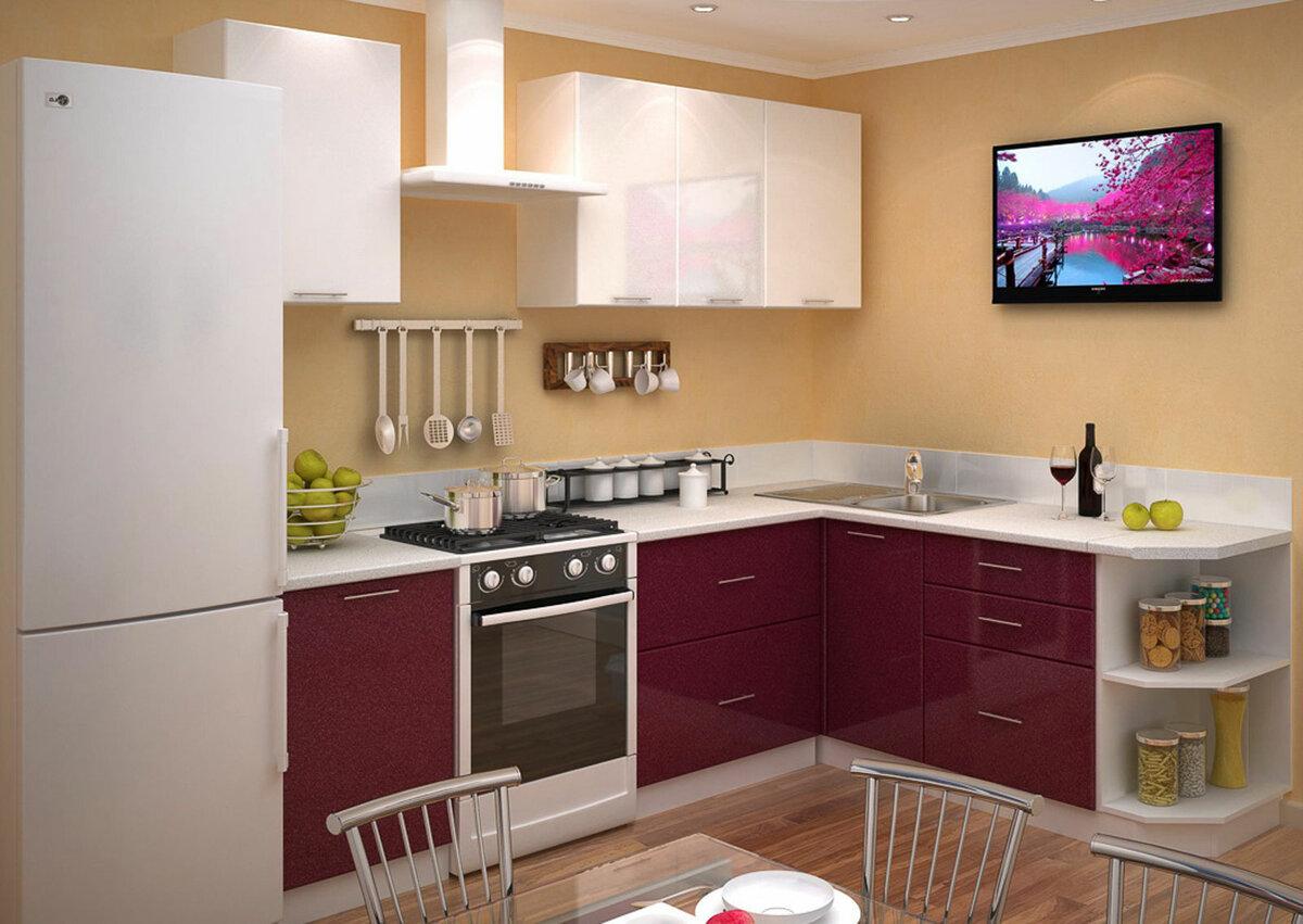 Кухонный мебель картинки