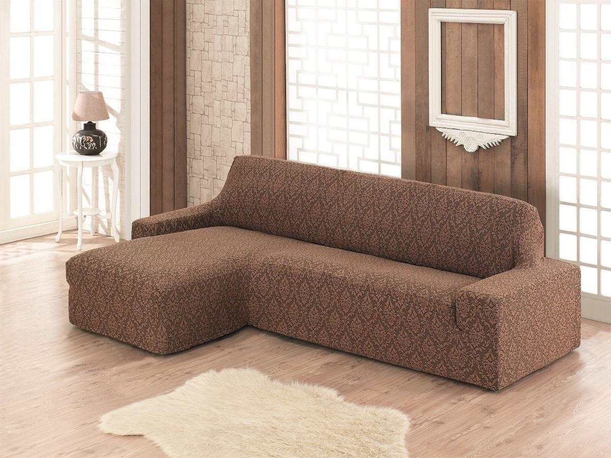 чехол для углового приставного дивана