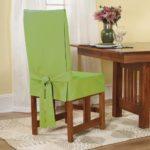 чехол для стула зеленый