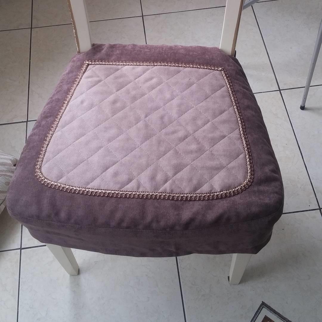 чехол для сидушки стула