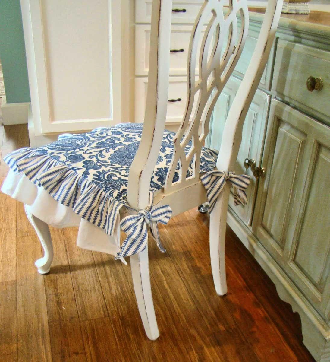 чехол для стула деревенский