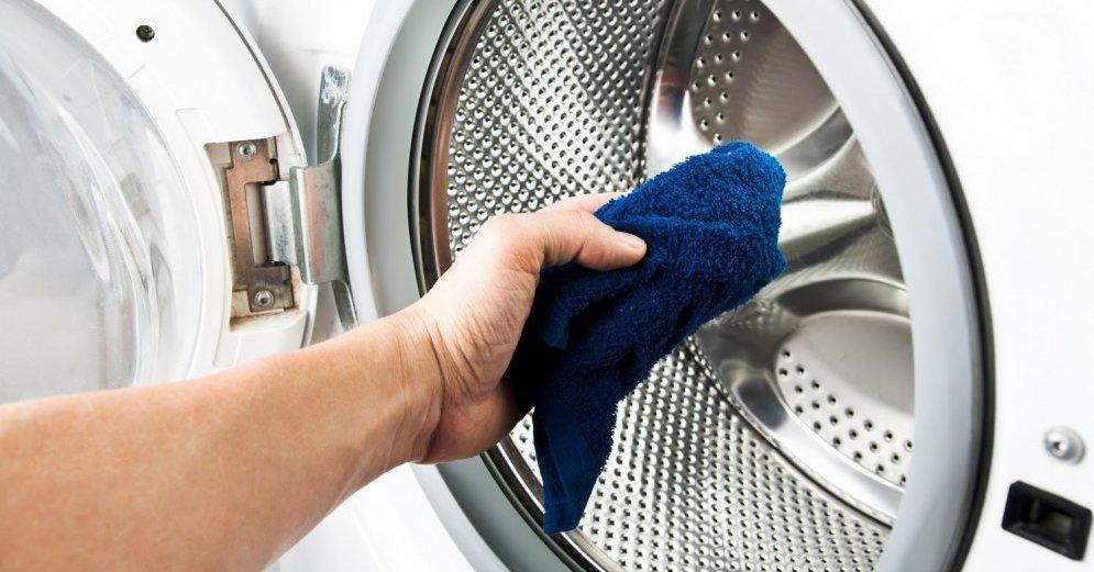 стирка стиральной машины