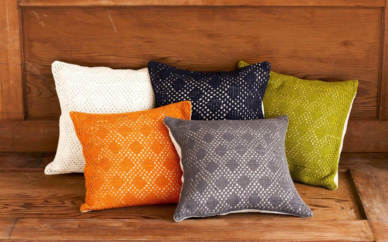 красивые наволочки на подушки своими руками фото живем