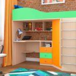 детская кровать чердак дизайн идеи