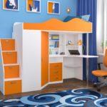 детская кровать чердак фото дизайна