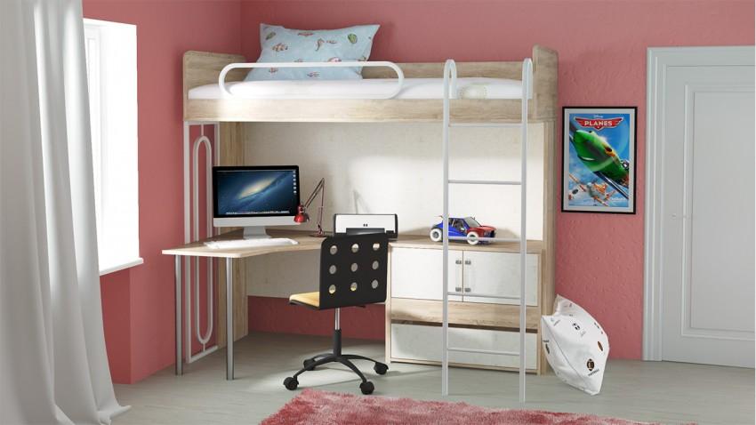 детская кровать чердак фото идеи