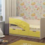 детская кровать дельфин дизайн