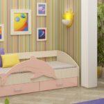 детская кровать дельфин фото дизайн