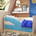 детская кровать дельфин фото идеи