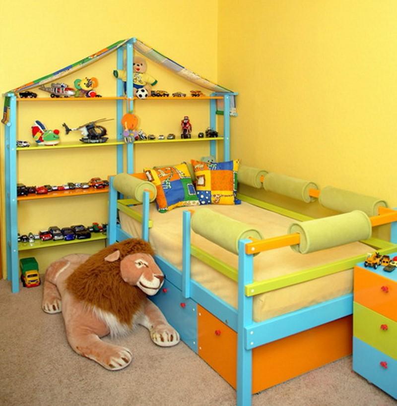 детская кровать идеи