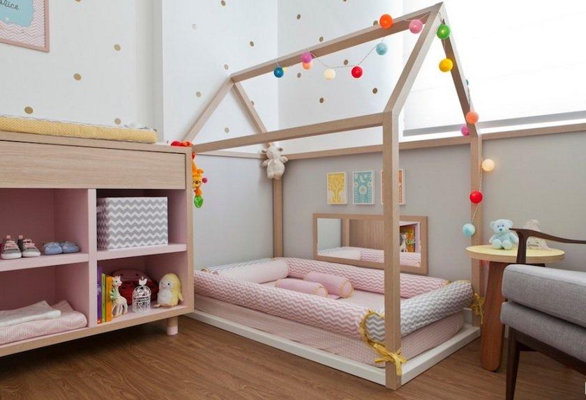 детская кровать своими руками идеи фото