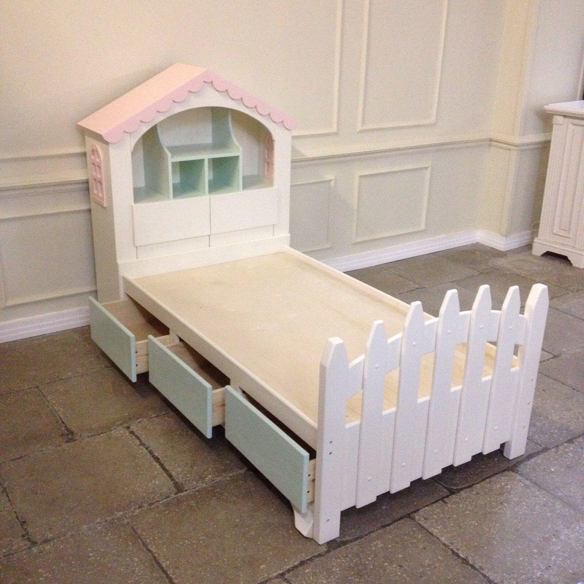 детская кровать своими руками мдф