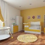 детская кровать трансформер интерьер фото