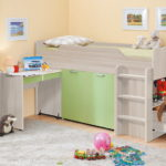 детская кровать трансформер дизайн идеи
