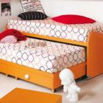 детская кровать трансформер декор