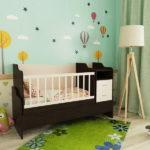 детская кровать трансформер фото декора
