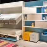 детская кровать трансформер декор идеи