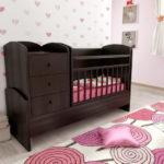 детская кровать трансформер идеи декора