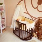 детская кровать трансформер фото интерьера