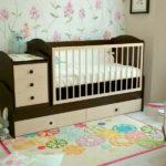 детская кровать трансформер идеи интерьера