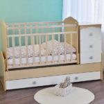 детская кровать трансформер оформление фото
