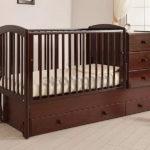 детская кровать трансформер варианты
