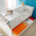 детская кровать трансформер варианты фото