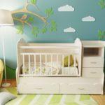 детская кровать трансформер фото дизайн
