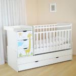 детская кровать трансформер фото дизайна