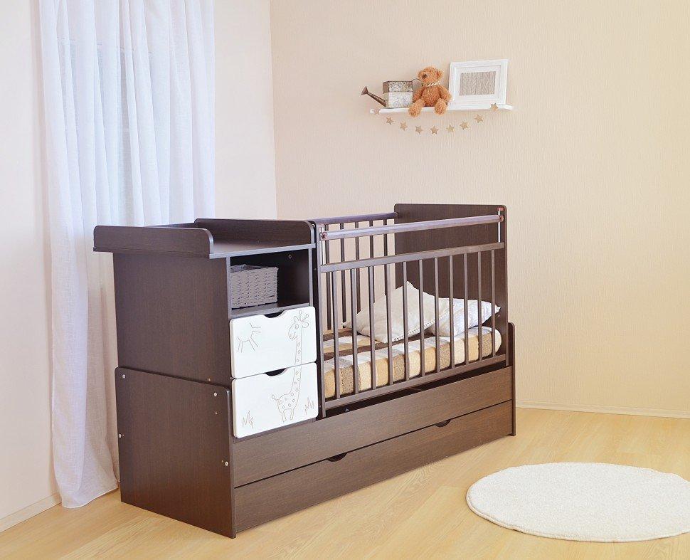 детская кровать трансформер фото идеи